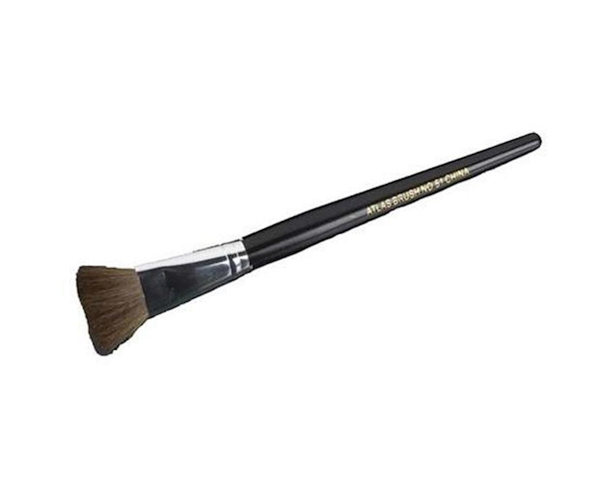 Atlas Brush Camel Hair Flat 1