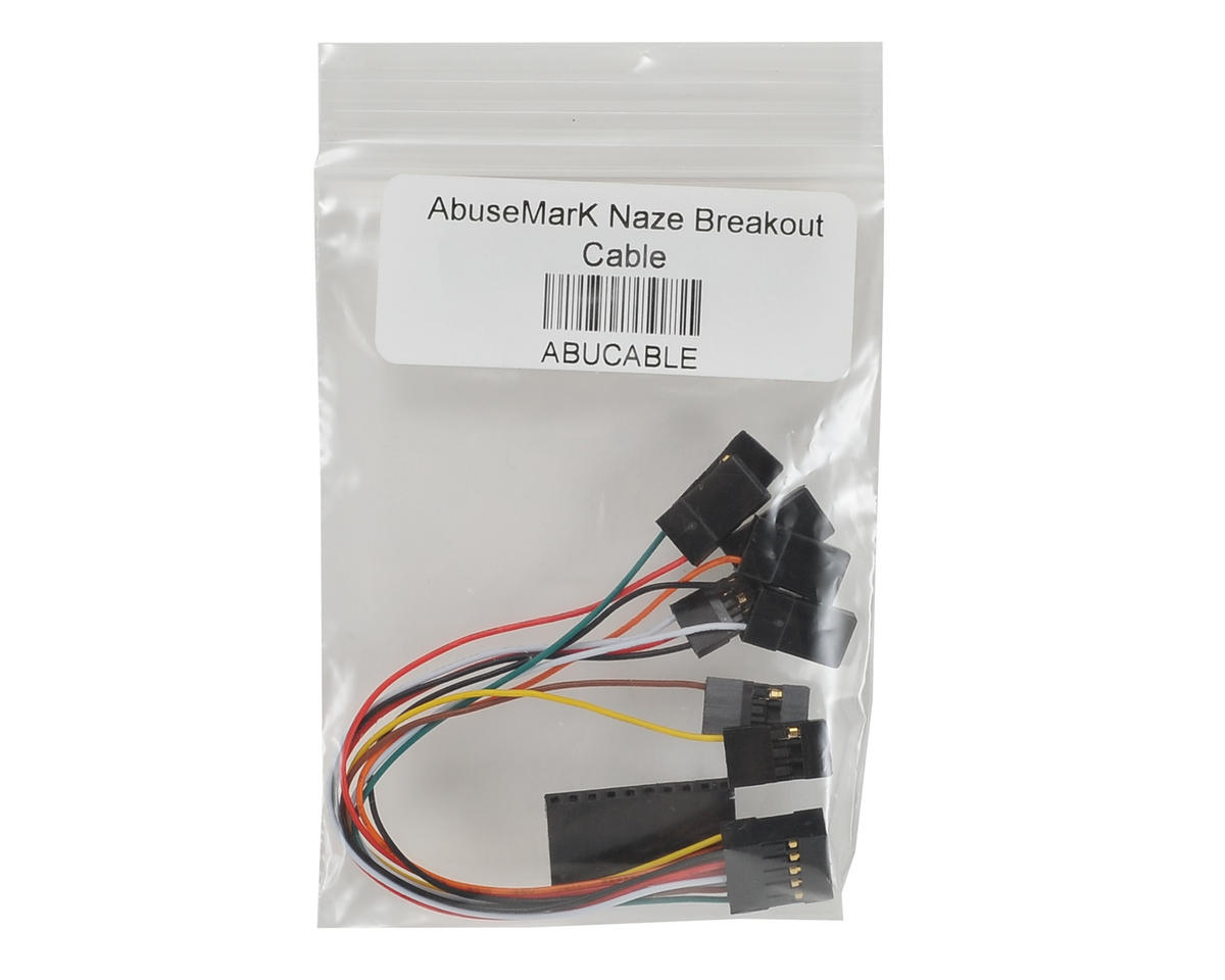 AbuseMarK Naze Breakout Cable