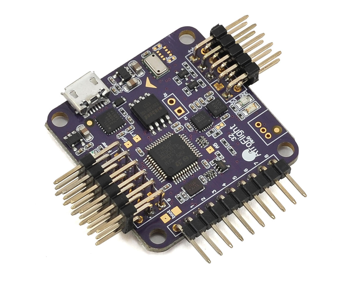 "AbuseMarK FunFly ""Naze32"" Revision 6 Flight Controller (Pre-Soldered)"