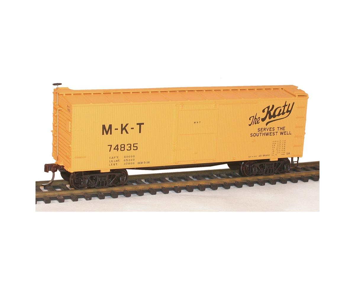 Accurail HO KIT 36' Double Sheath Box, MKT