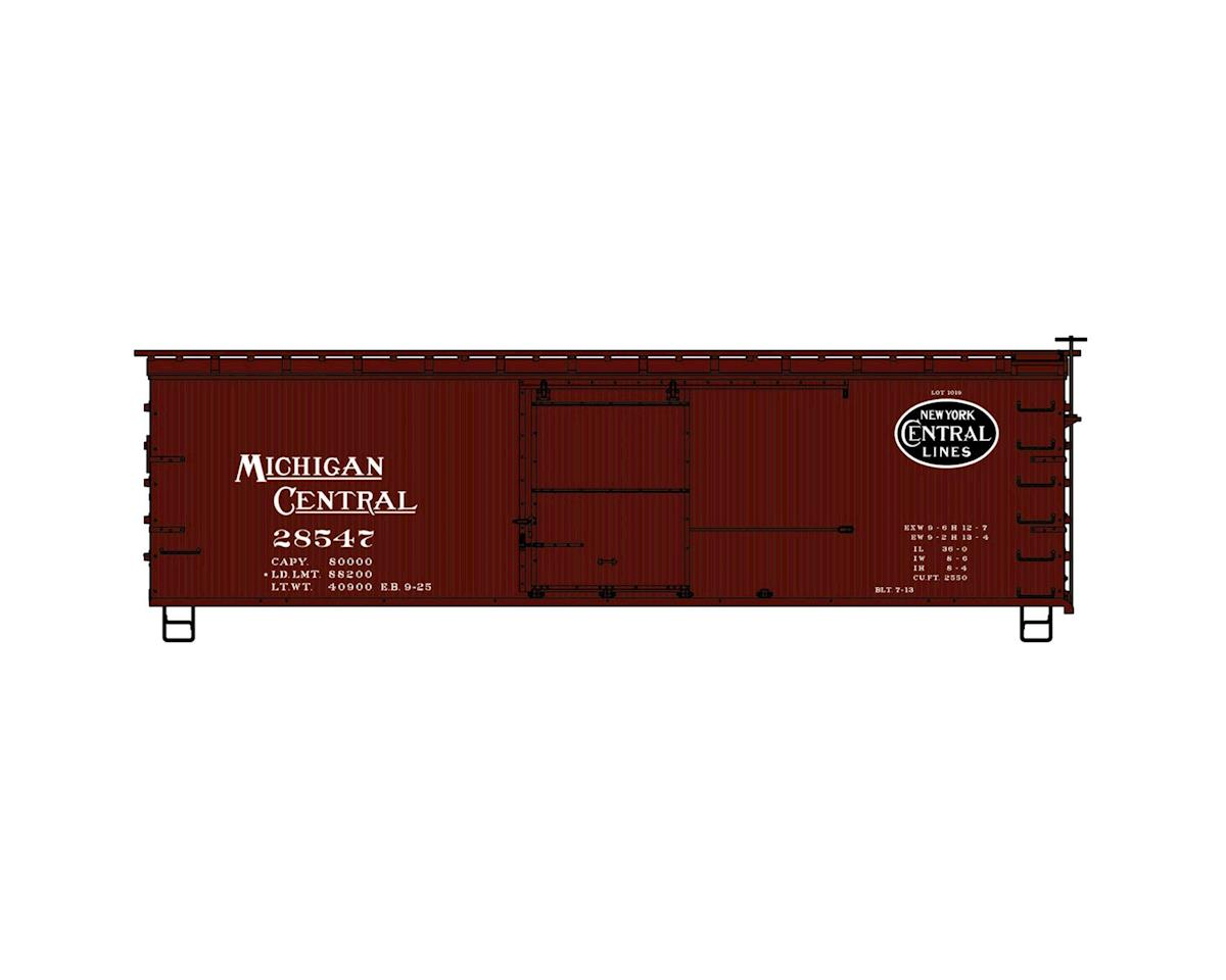 Accurail HO KIT 36' Double Sheath Box, MC
