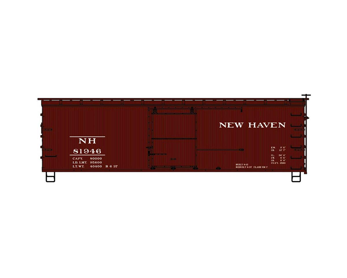 Accurail HO KIT 36' Double Sheath Box, NH