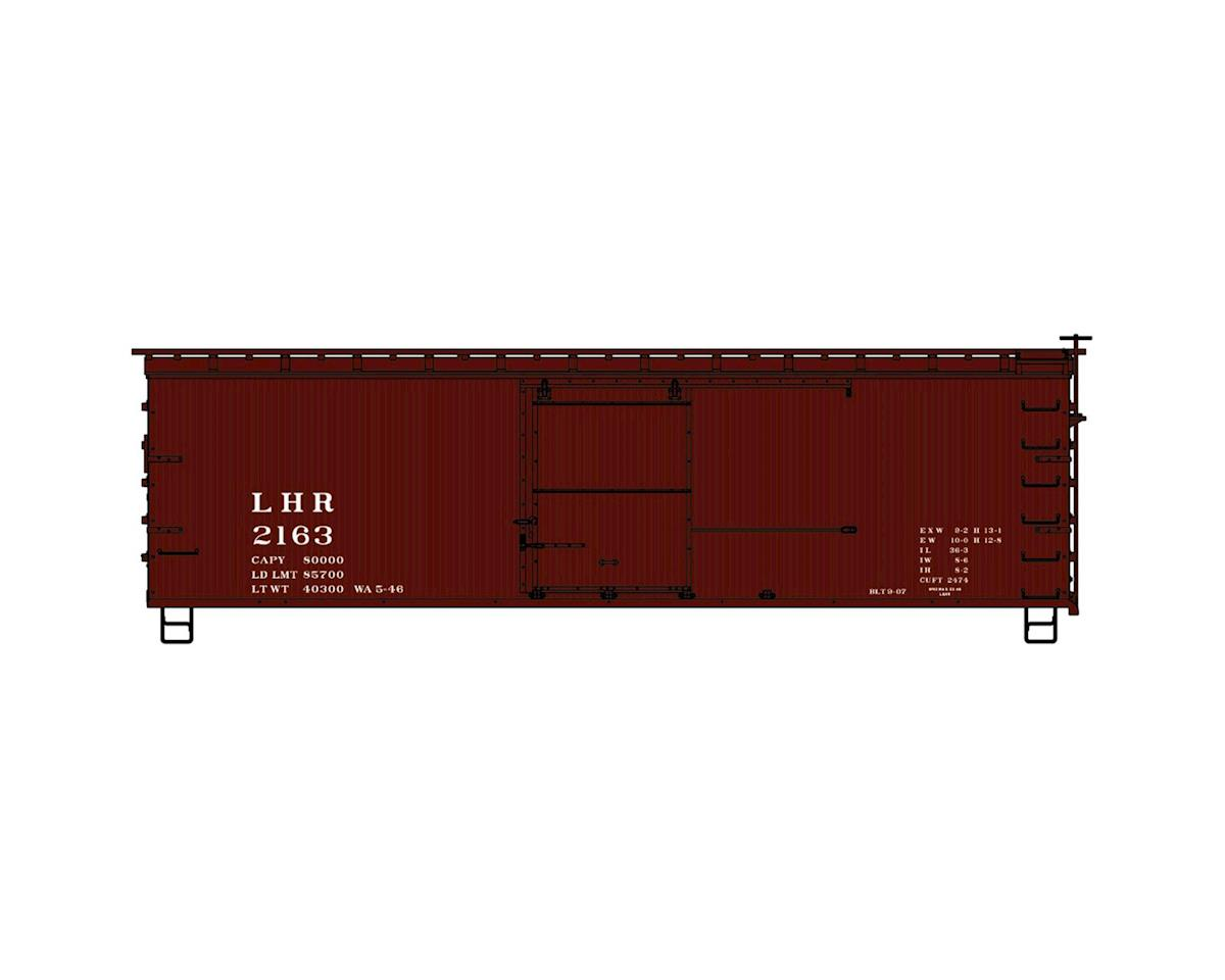 Accurail HO KIT 36' Double Sheath Box, L&HR