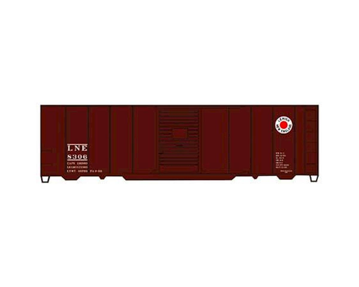 Accurail HO KIT 40' AAR Box, L&NE