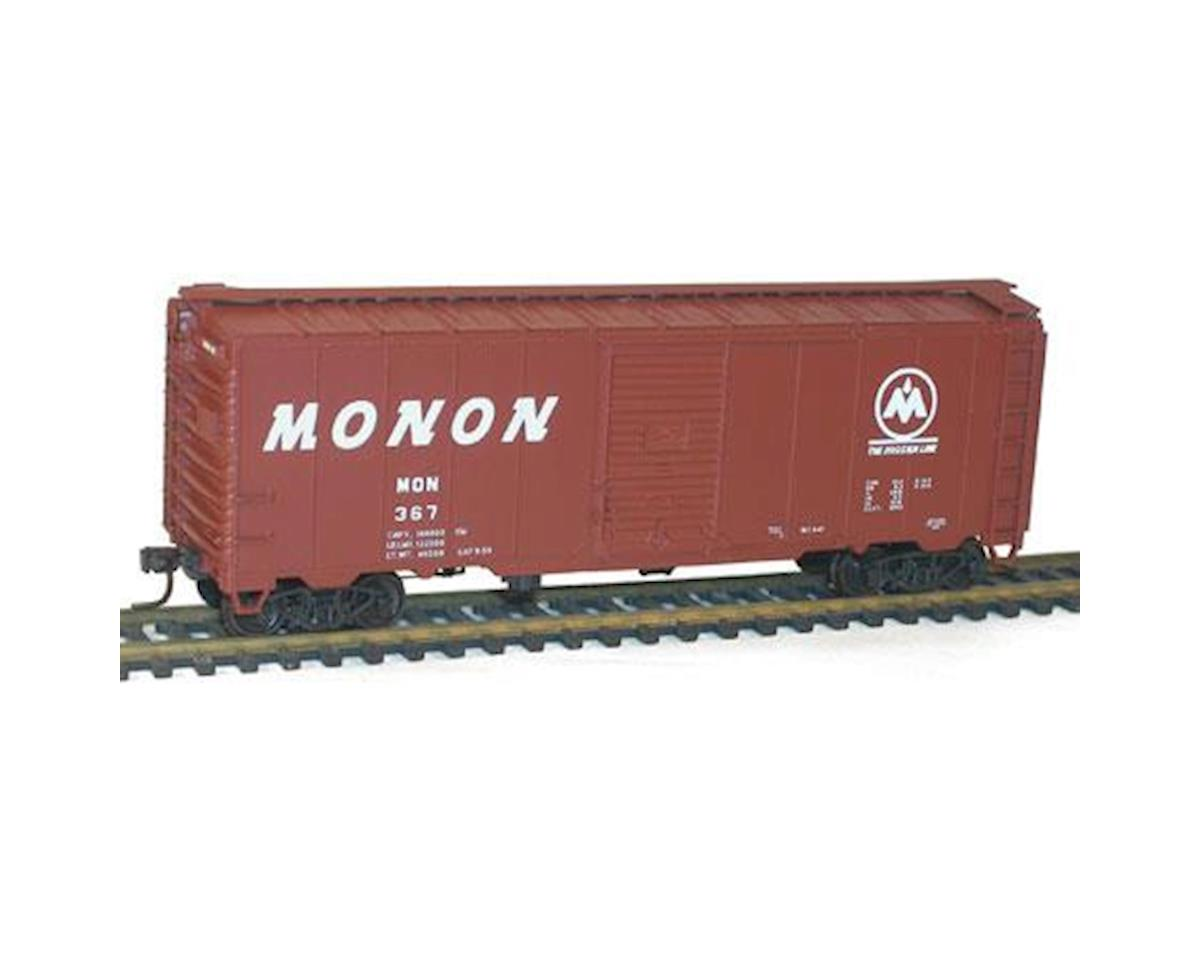 Accurail HO KIT 40' AAR Box, Monon
