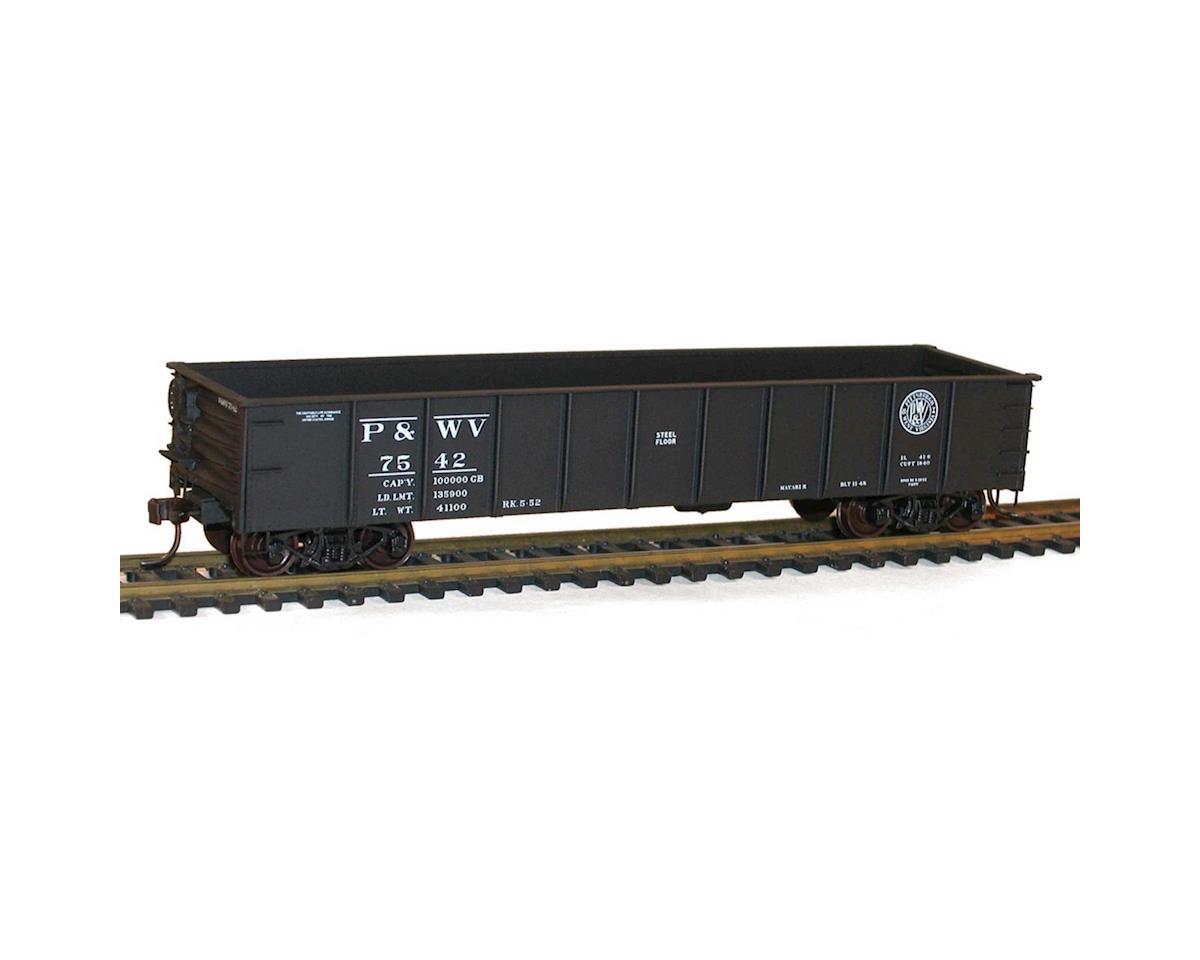 HO KIT 41' USRA Steel Gondola, P&WV