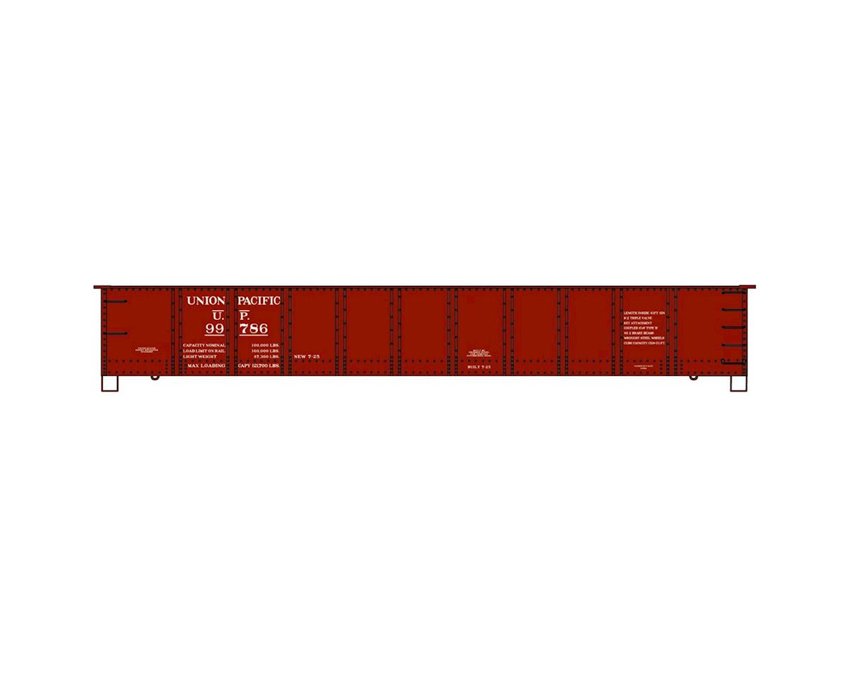 HO KIT 41' Steel Gondola, UP (3) by Accurail