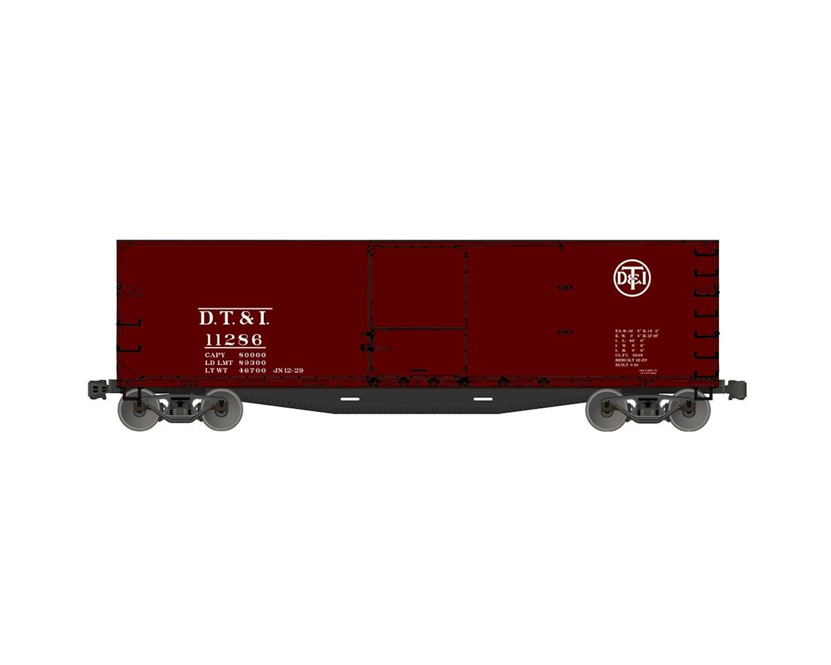 Accurail HO KIT 40' USRA Wood Double Sheathed Box, DT&I