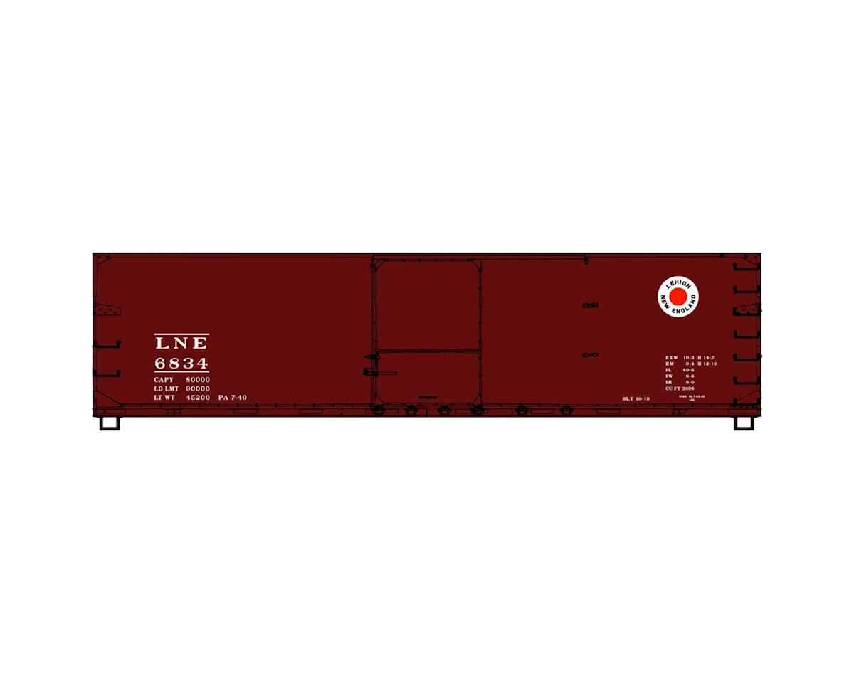 Accurail HO KIT 40' USRA Wood Double Sheathed Box, L&NE