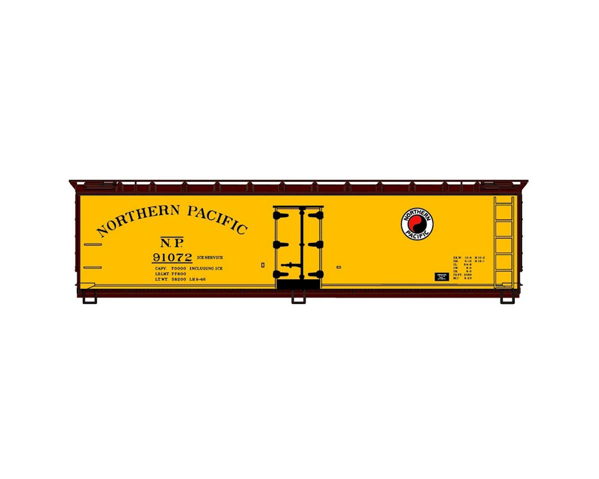 Accurail HO KIT 40' Wood Reefer, NP