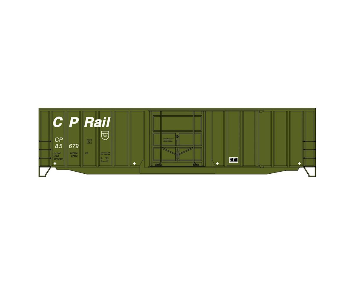 HO KIT 50' Exterior Post Steel Box, CPR