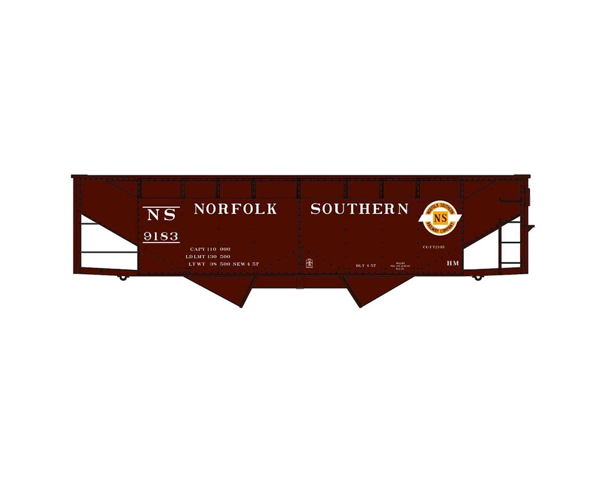 Accurail HO KIT Offset Twin Hopper, NS