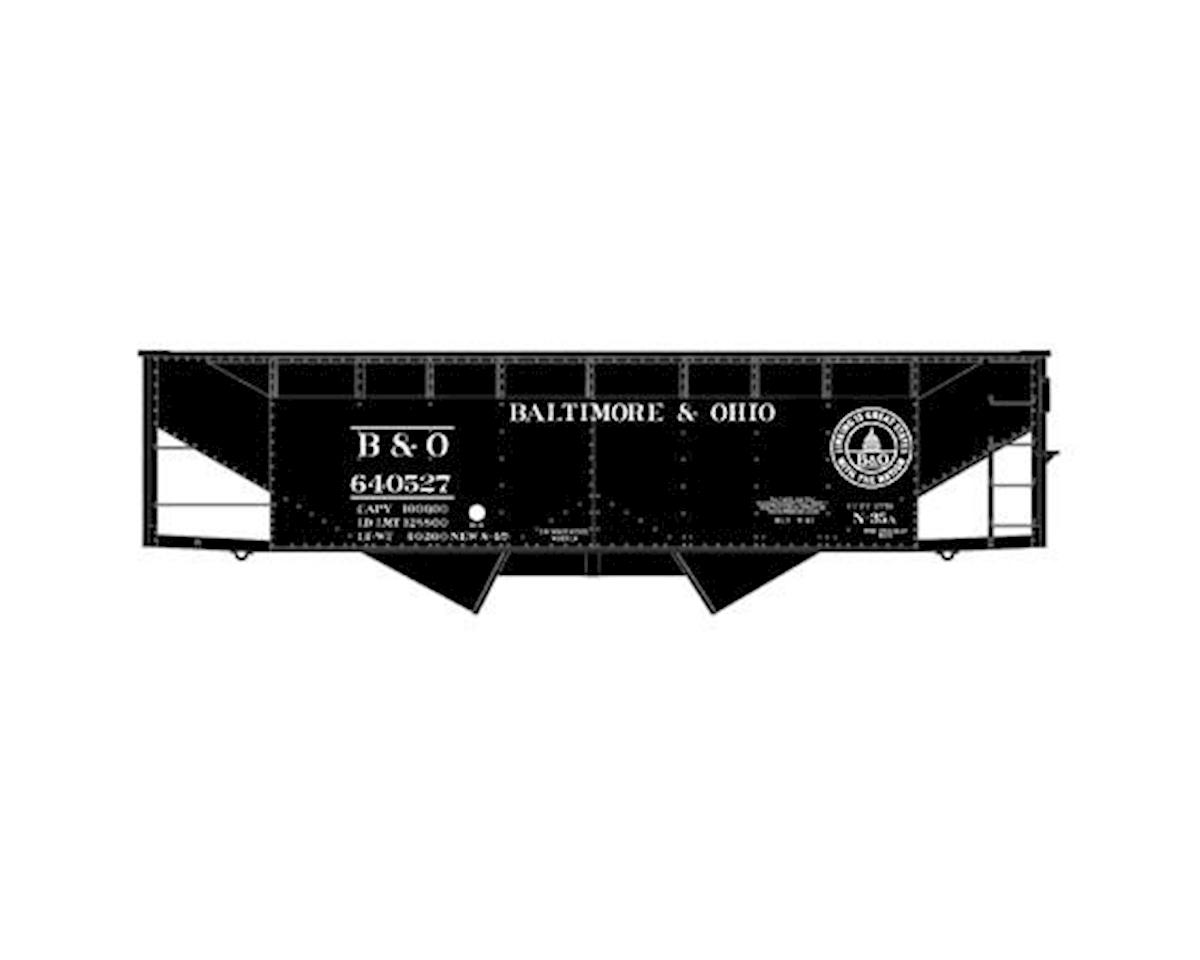 Accurail HO KIT Offset Twin Hopper, B&O/13 Great States