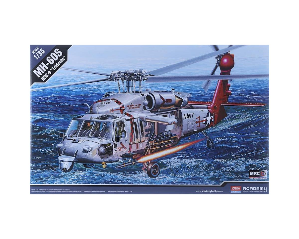 12120 1/35 MH-60S HSC-9 Tridents USN by Academy/MRC