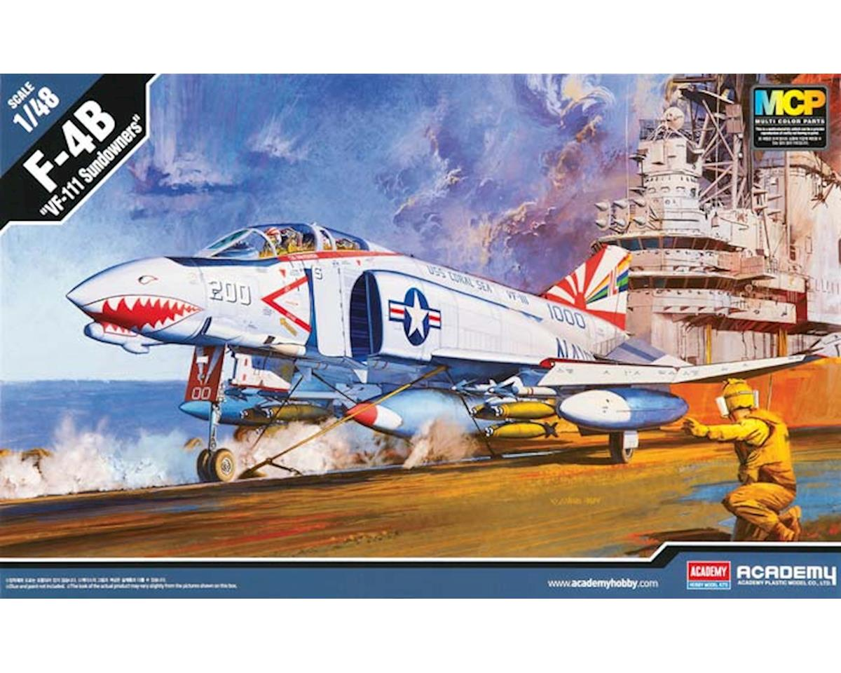 Academy/MRC 12232 1/48 F-4B VF-111 Sundowners (MCP)