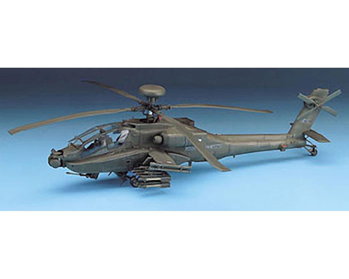 1/48 AH-64D Apache Longbow USA by Academy/MRC