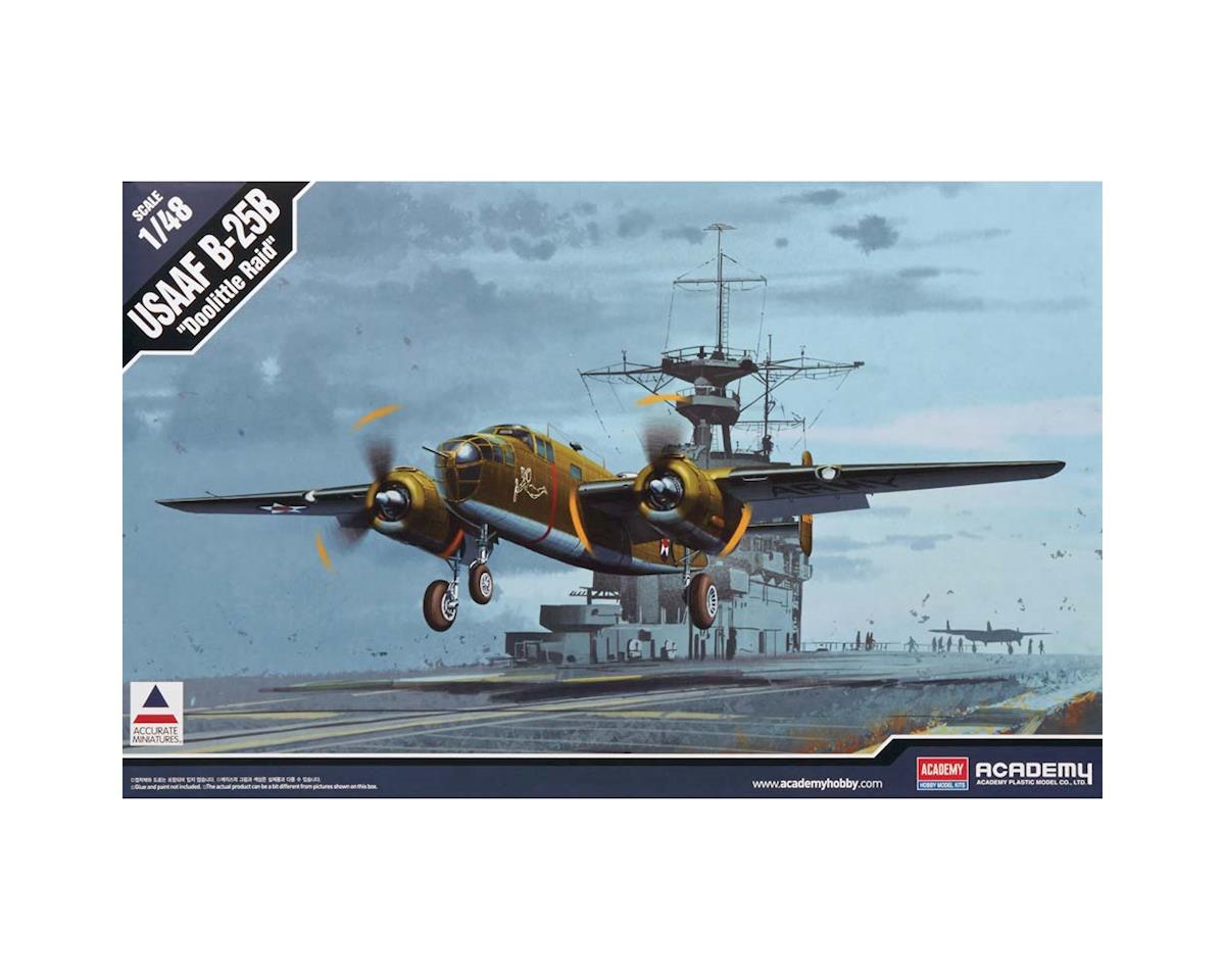 Academy/MRC 1/48 B-25B Doolittle Raid Usaff