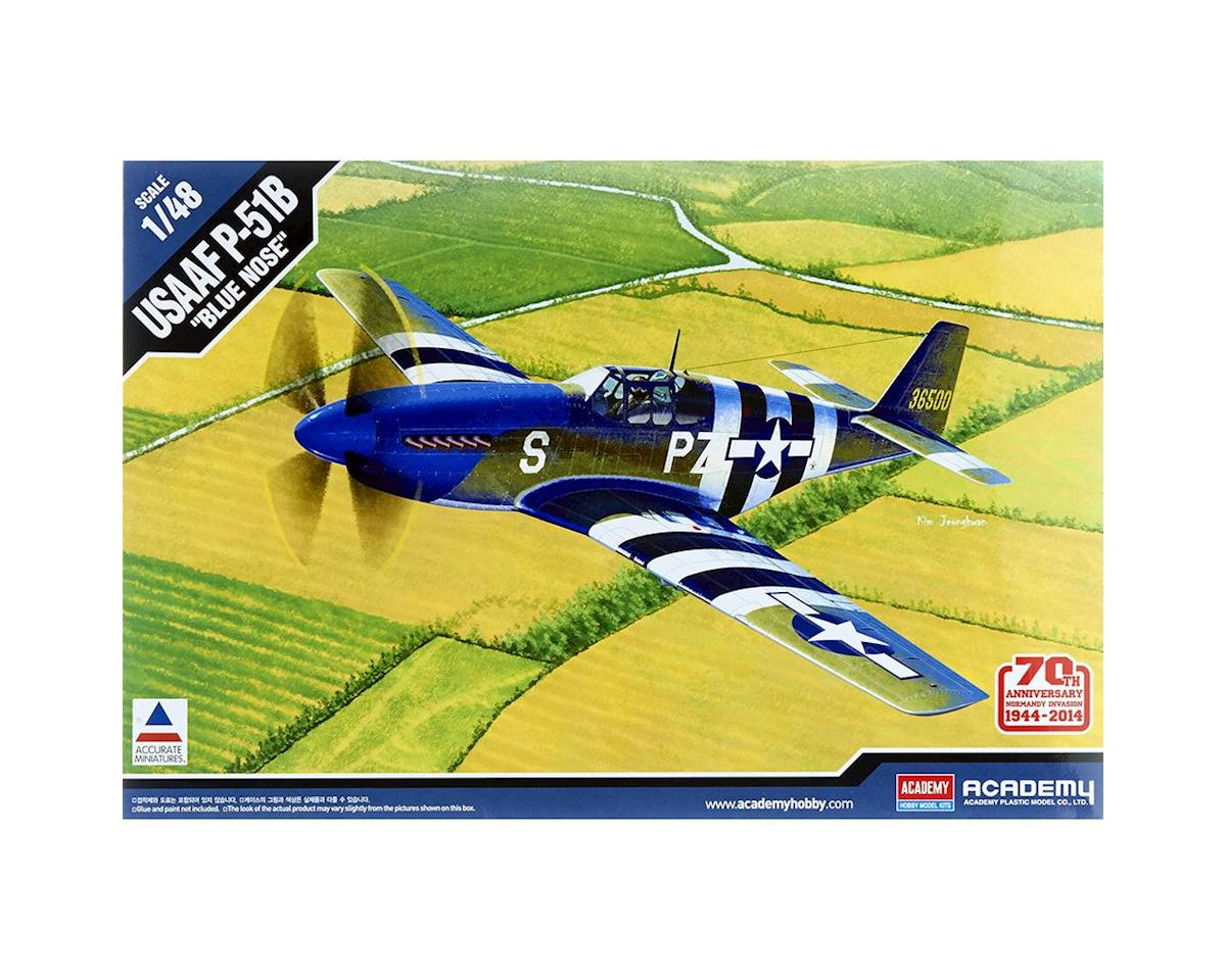 Academy/MRC 1/48 P-51B 70th Anniversary of Normandy Invasion
