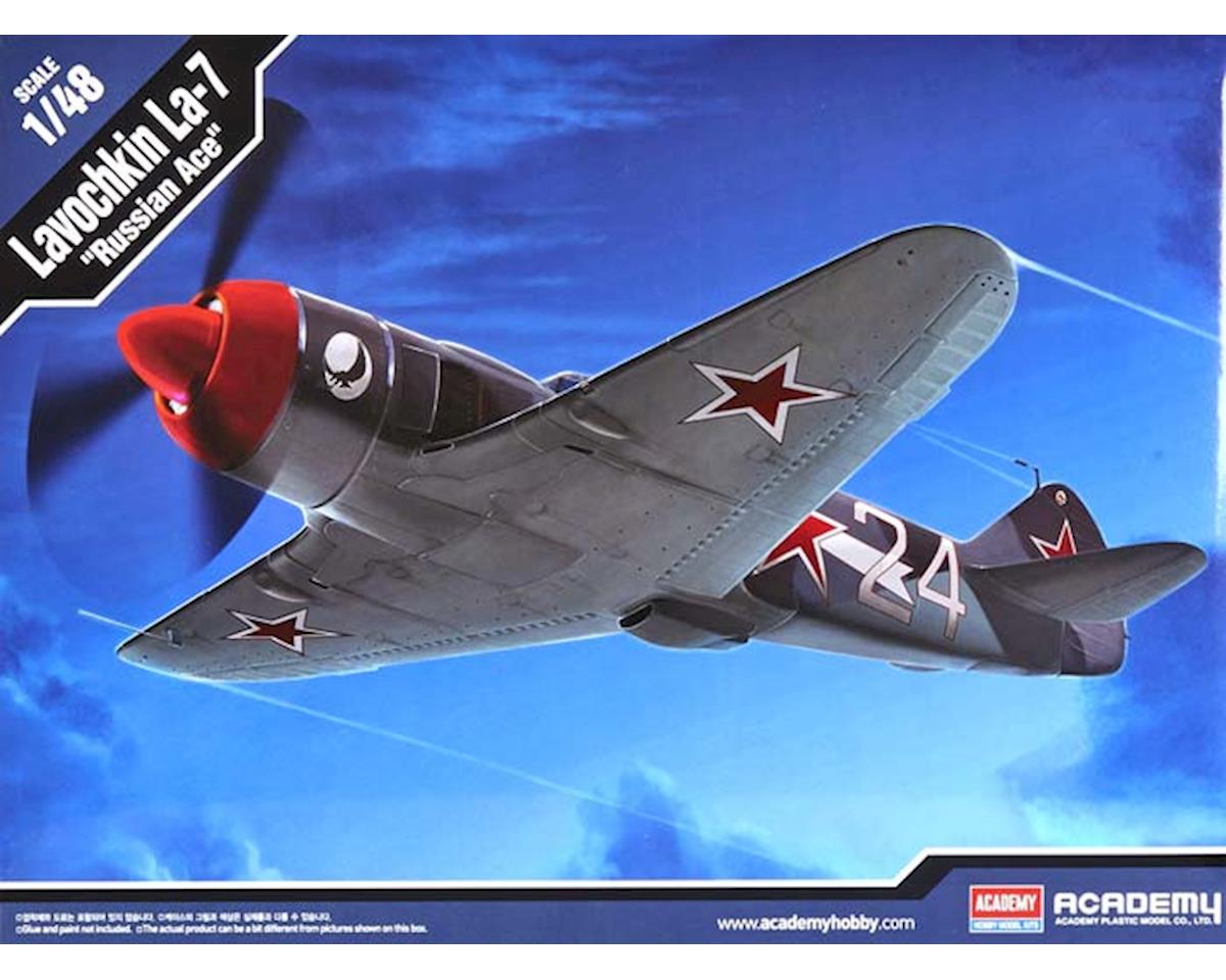Academy/MRC 12304 1/48 La-7 Russian Ace Limited Edition