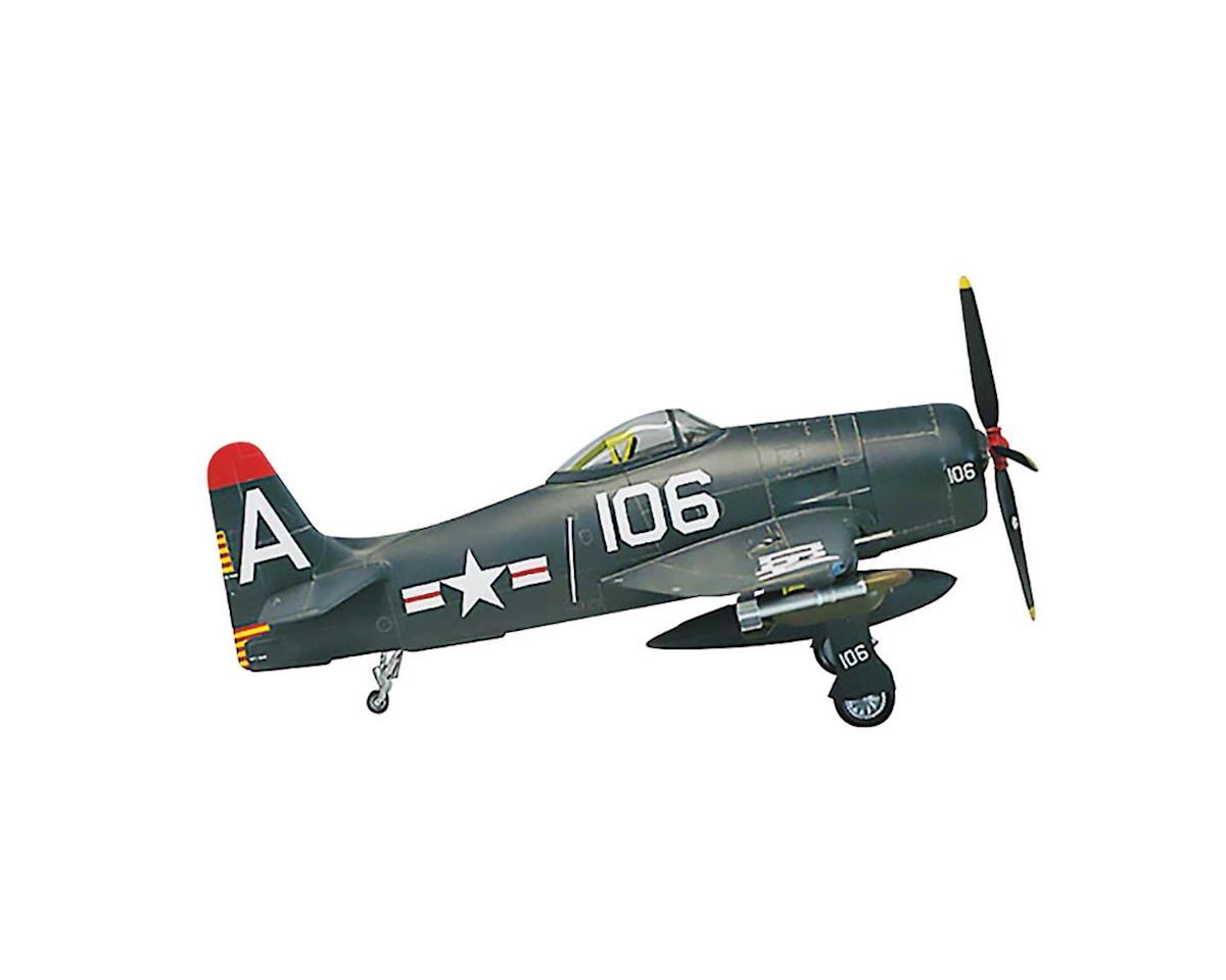 Academy/MRC 1/48 F8f-1/2 Uss Tarawa Ltd. Ed.