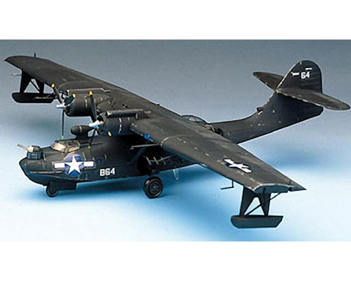 Academy/MRC 1/72 PBY5A Black Cat