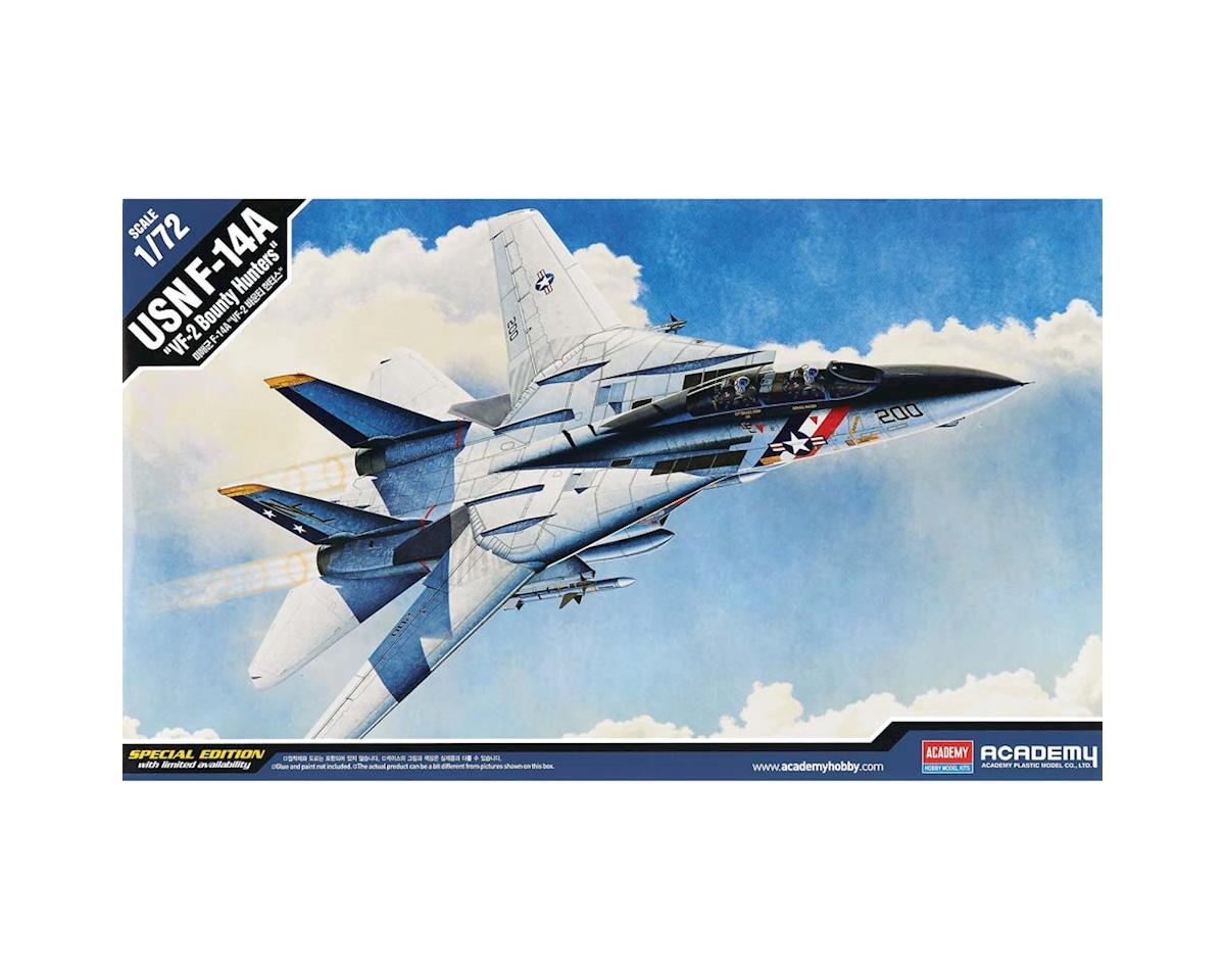 1/72 F-14A Vf-2 Bounty Hunters