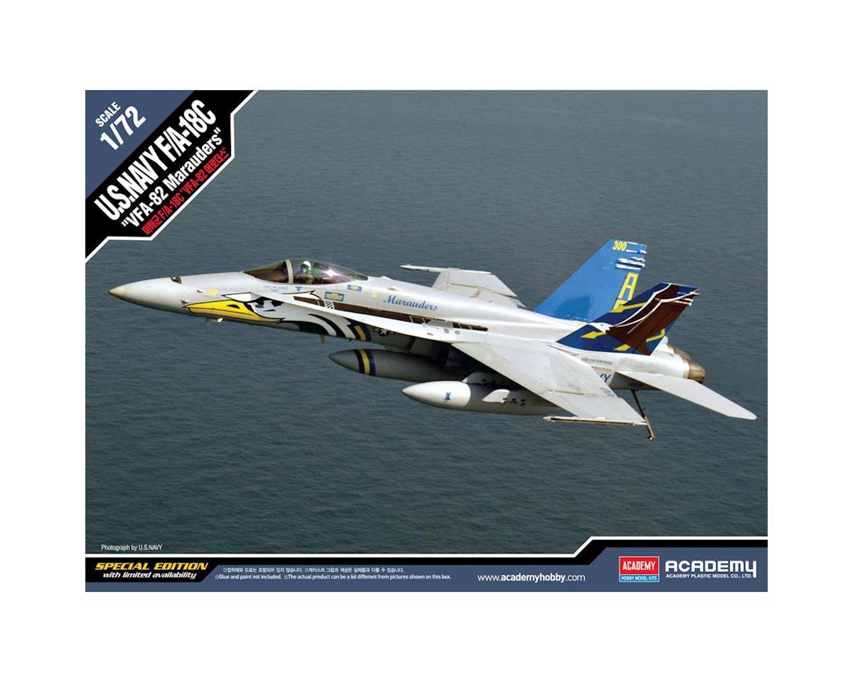 Academy/MRC 1/72 F/A-18C Us Navy Vfa-82 Marauders