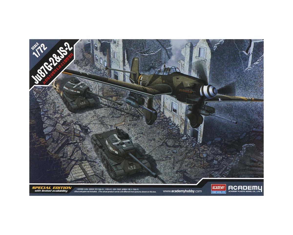 Academy/MRC 1/72 Ju 87G-2/Js-2 Limited Edition
