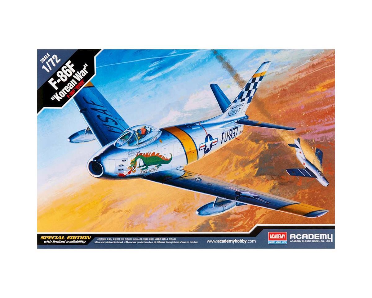 12546 1/72 F-86F Korean War by Academy/MRC