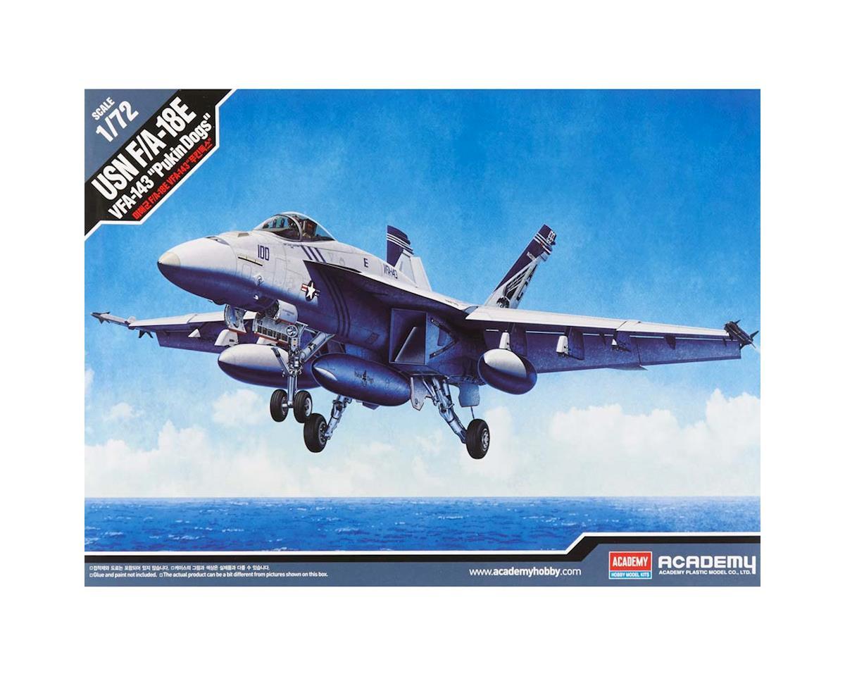 Academy/MRC 12547 1/72 F/A-18E VFA-143 USN Pukin Dogs