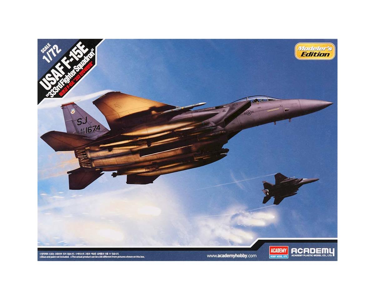 Academy/MRC 12550 1/72 USAF F-15E 33rd Fighter Squadron