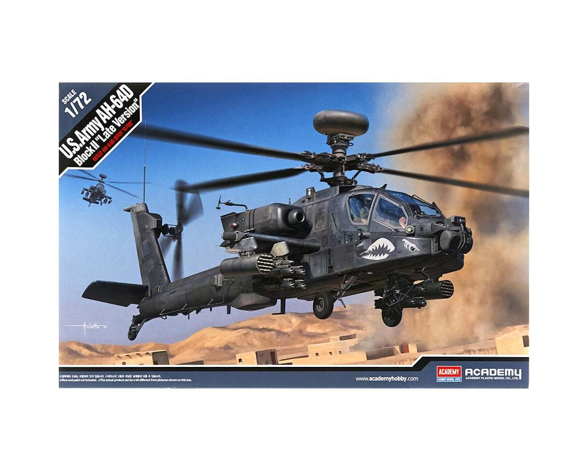 Academy/MRC 12551 1/72 AH-64D Block II Late Version US Army