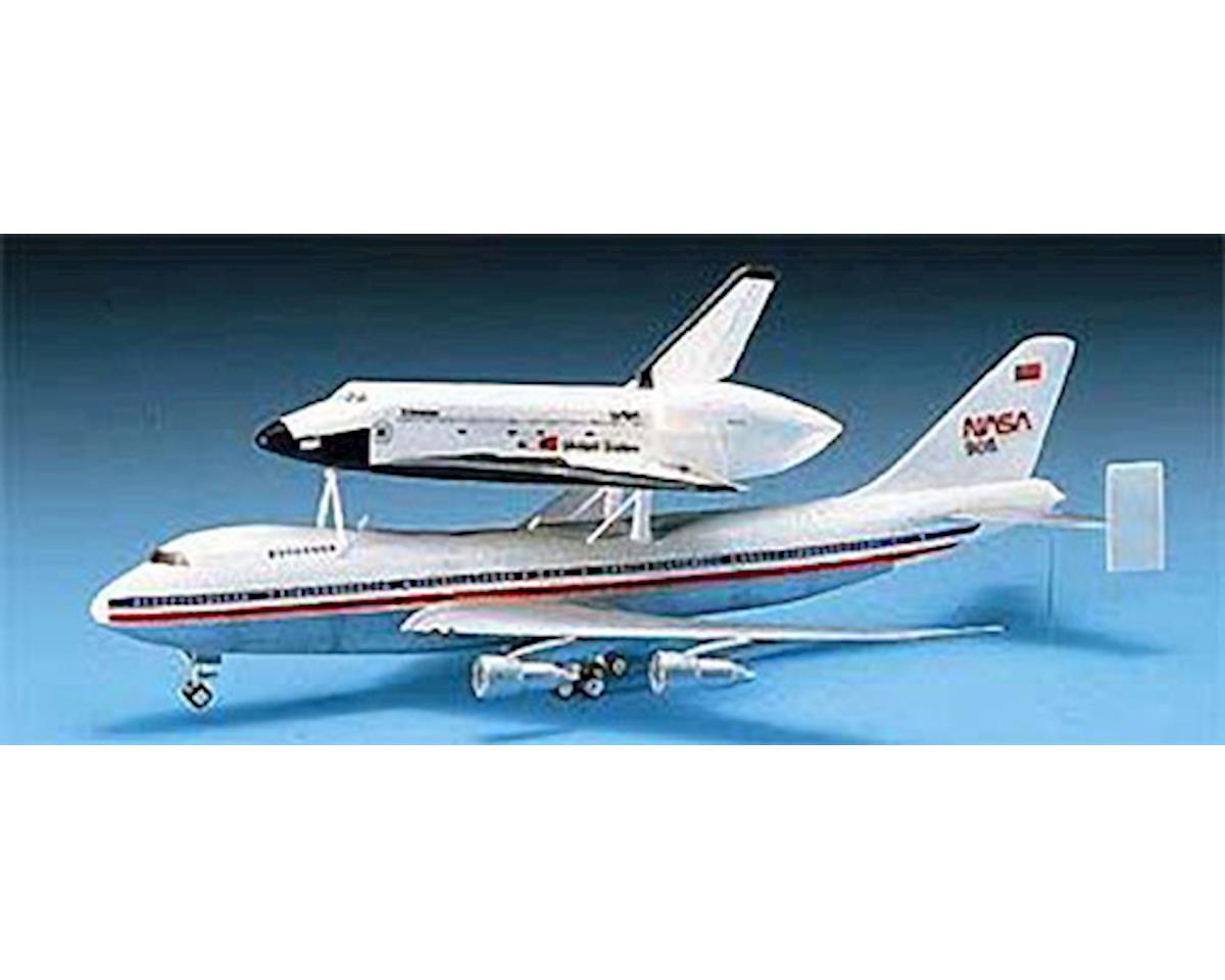 1/288 Shuttle & 747 by Academy/MRC