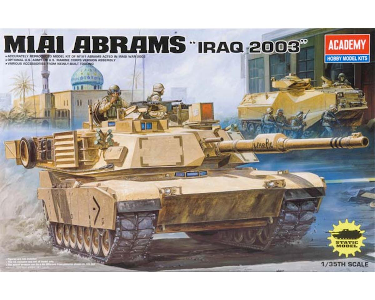 13202 1/35 M1A1 Abrams Iraq 2003 by Academy/MRC