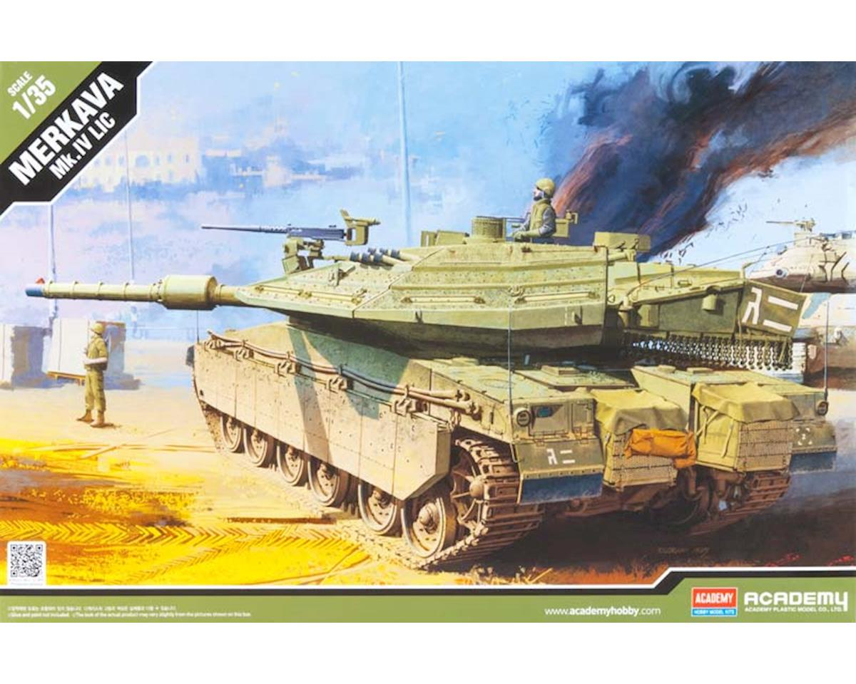 Academy/MRC 13227 1/35 Merkava MK IV LIC Low Intensity Conflict