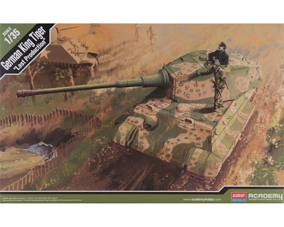 13229 1/35 German King Tiger Last Production