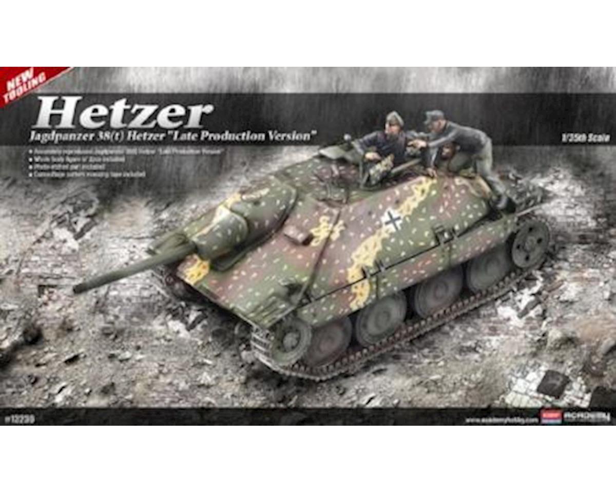 Academy/MRC 13230 1/35 Jagdpanzer 38(t) Hetzer Late Version