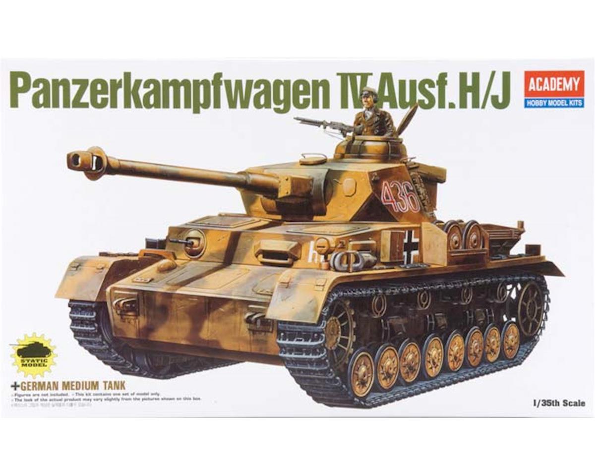 Academy/MRC 1/35 PZPFW IV Ausf H