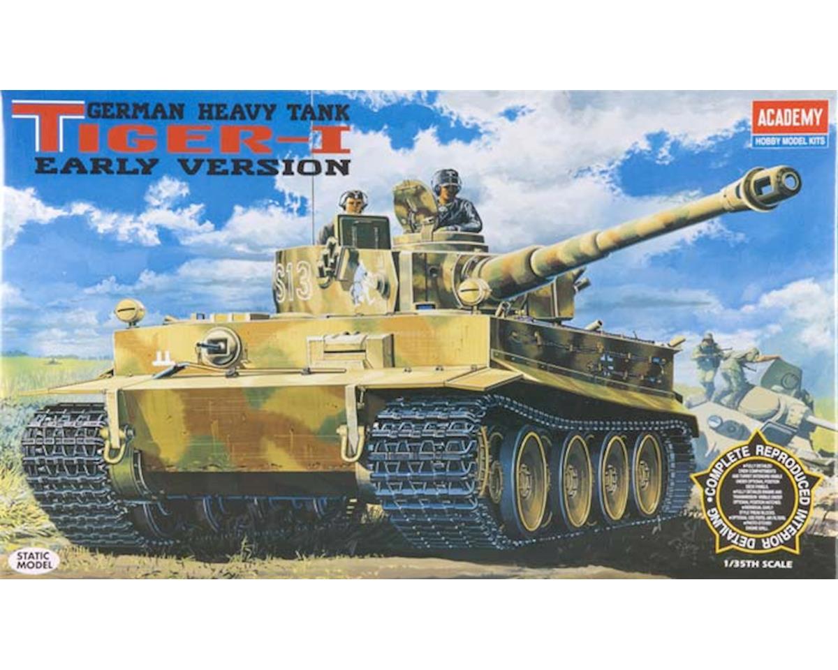 Academy/MRC 13239 1/35 Tiger I WWII Tank