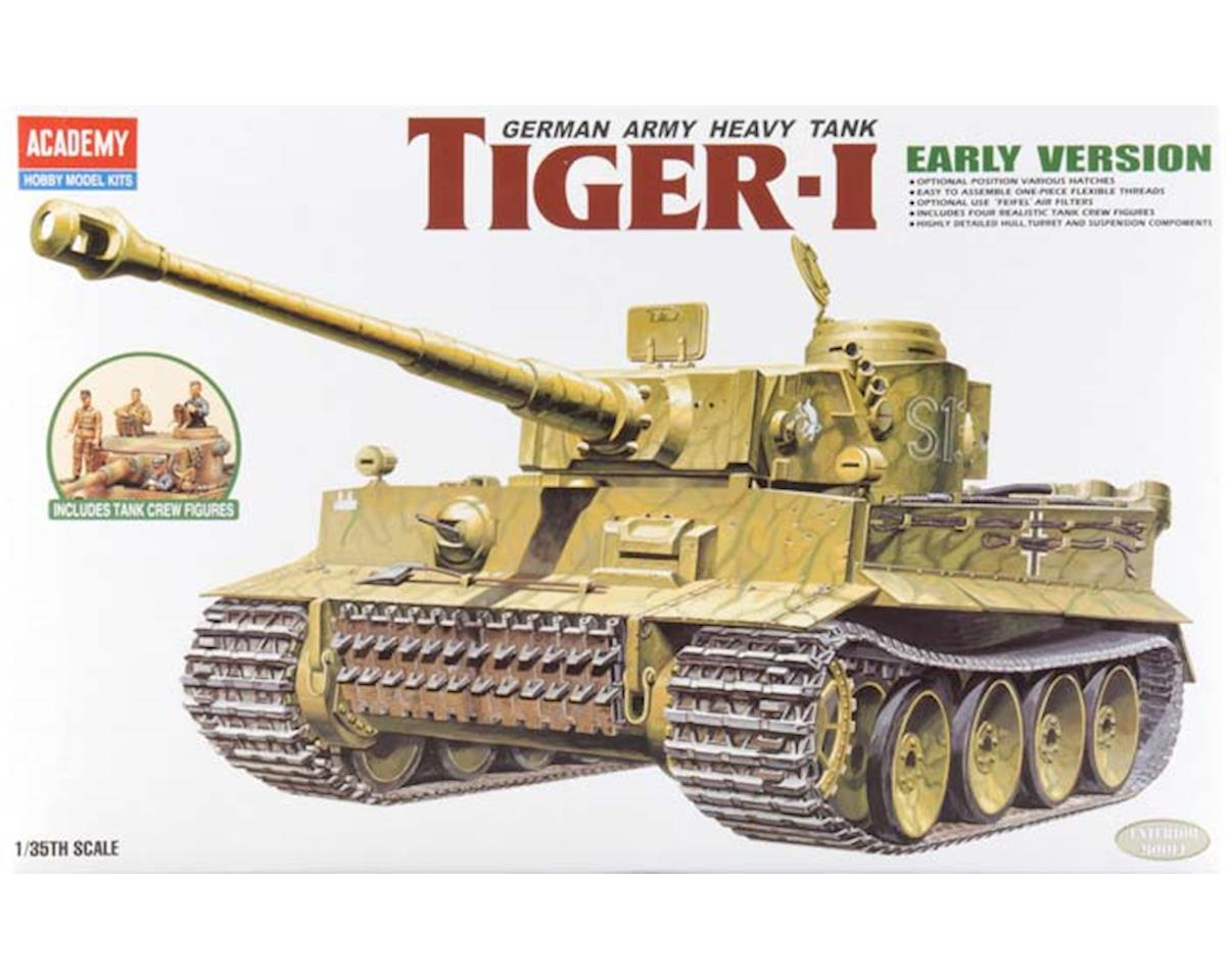 Academy/MRC 1/35 Tiger I Early