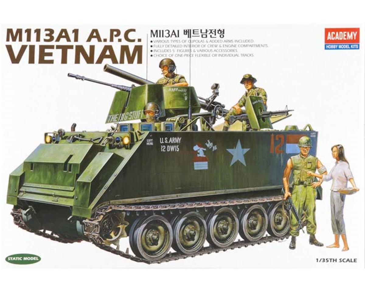 Academy/MRC 13266 1/35 M113A1 APC Vietnam