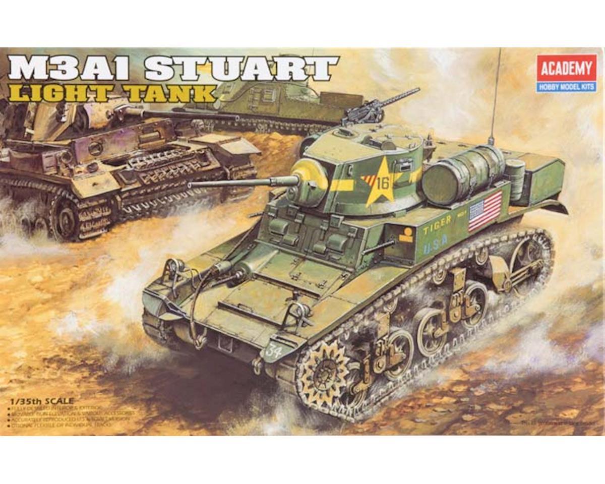 Academy/MRC 13269 1/35 M3A1 Stuart Light Tank