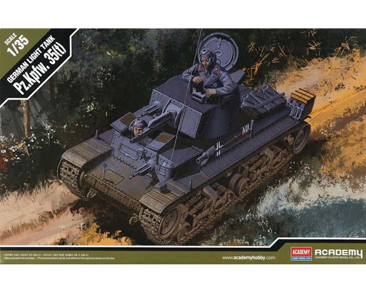 Academy/MRC 13280 1/35 German Light Tank Pz.Kpfw.35(t)