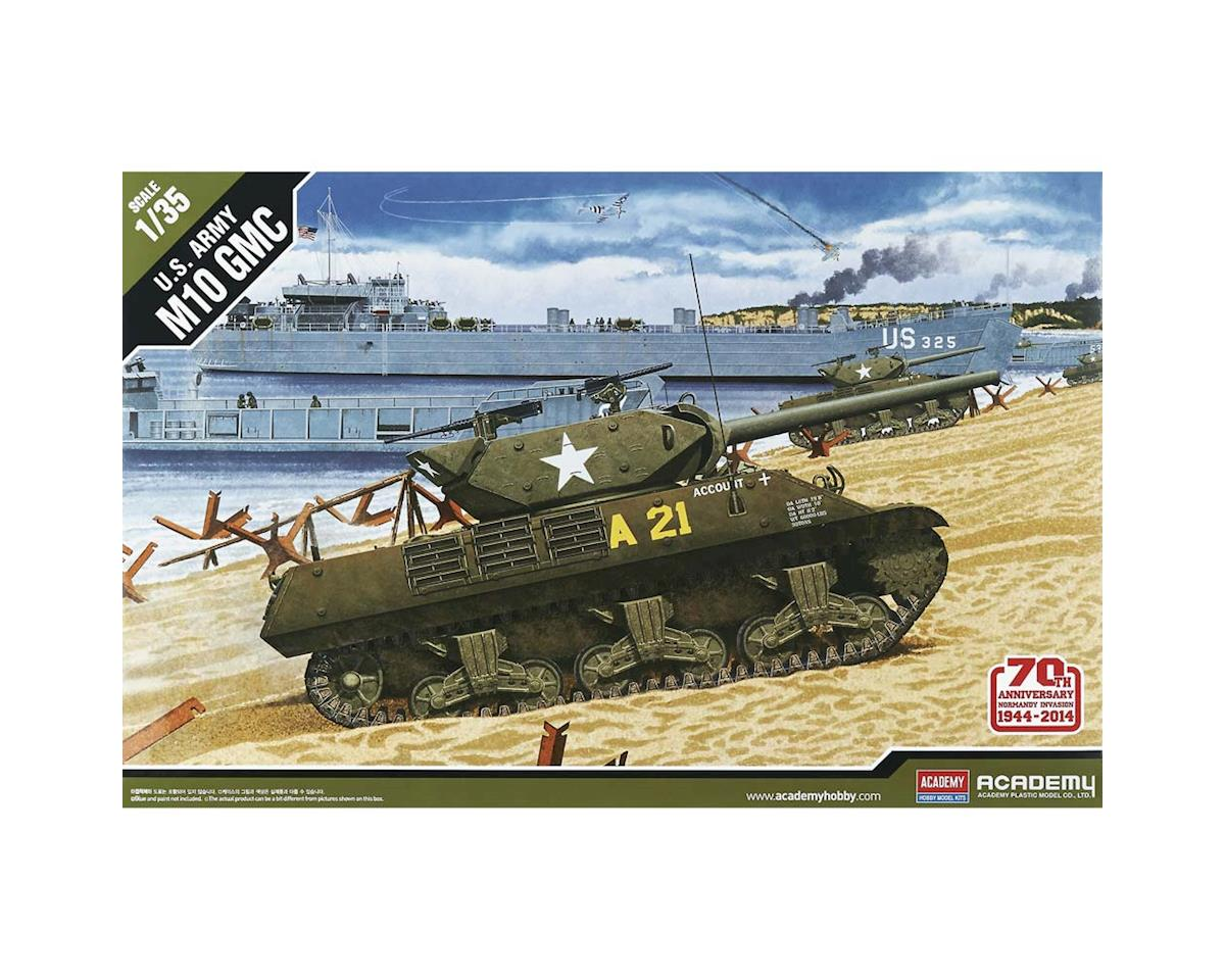 13288 1/35 M10 GMC 70th Anniv Normandy Invasion by Academy/MRC