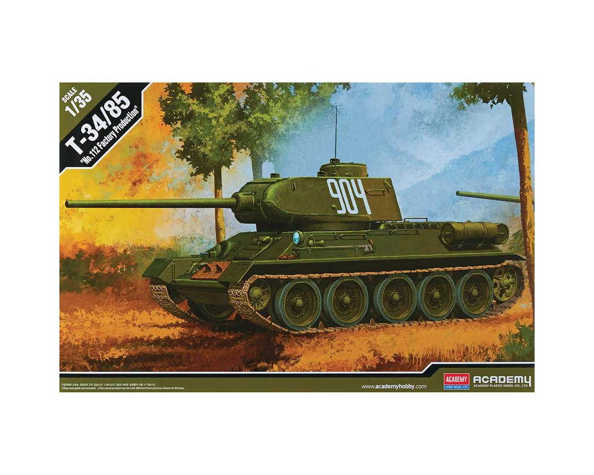 Academy/MRC 1/35 T-34/85  112 Factory Production
