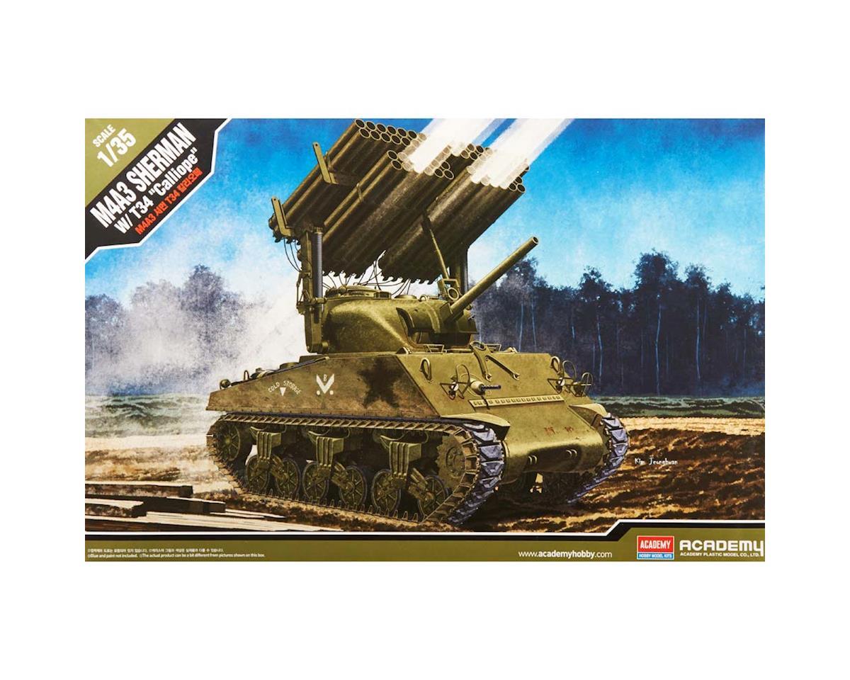 Academy/MRC 13294 1/35 M4A3 Sherman Calliope