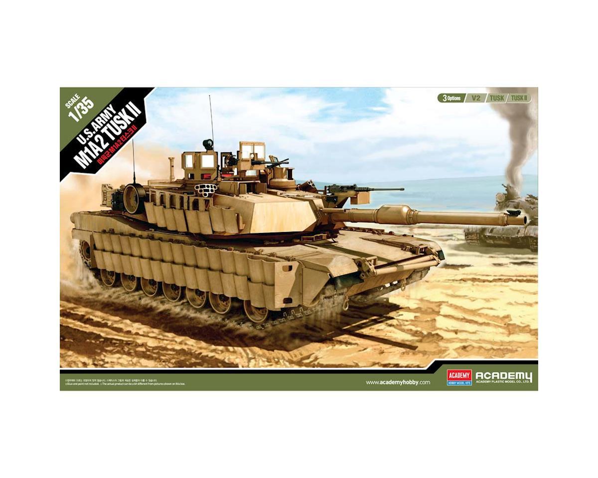 Academy/MRC 1/35 Us Army M1a2 Tusk Ii