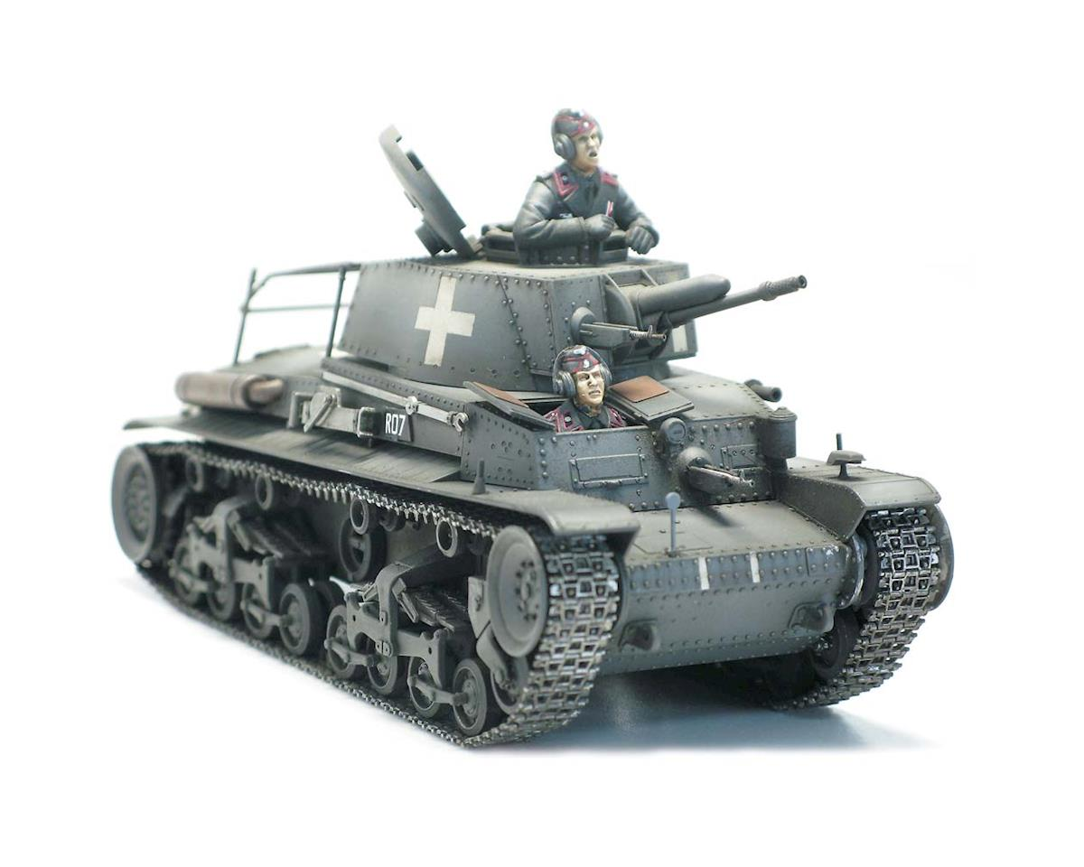 1/35 German Command Tank Pz.Kpfw.35(T) by Academy/MRC