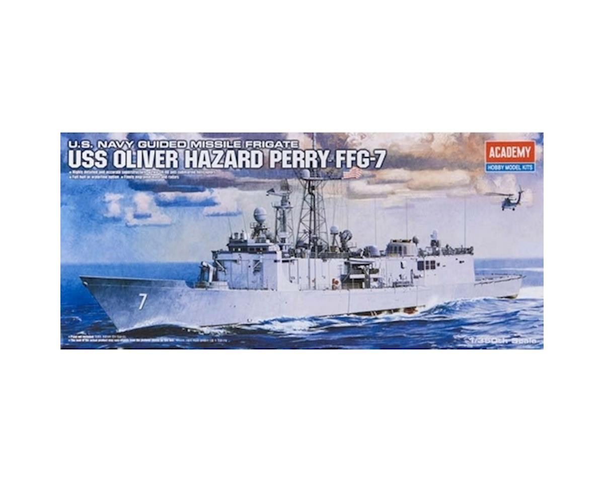 Academy/MRC 1/350 USS Oliver H Perry FFG-7