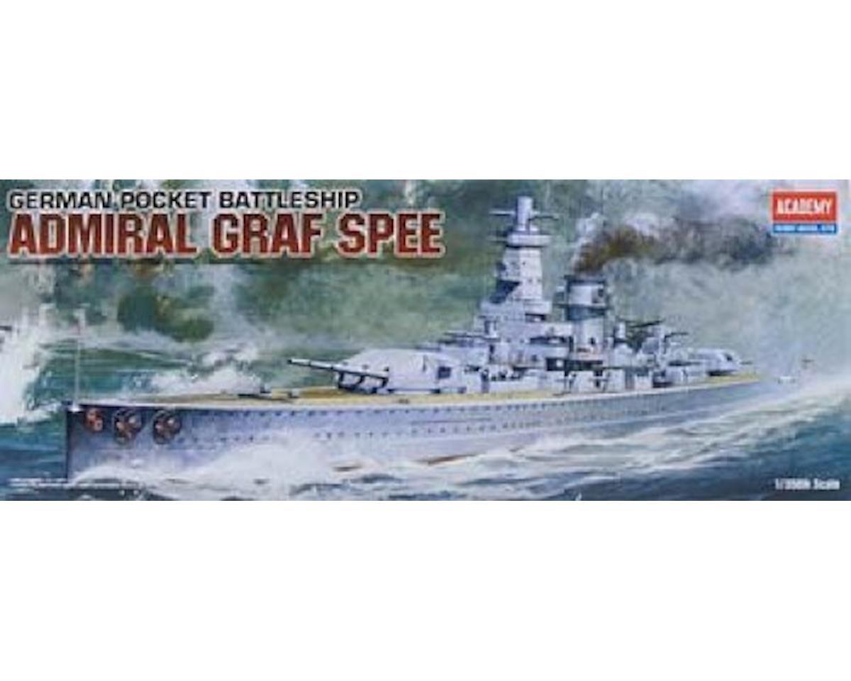Academy/MRC 14103 1/350 Graf Spee Pocket Battleship